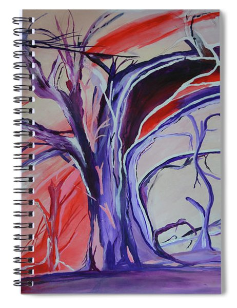 Tree Of Truth Spiral Notebook