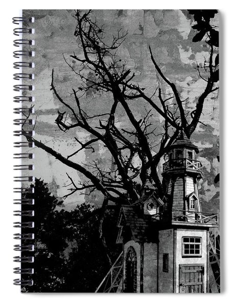 Treehouse I Spiral Notebook