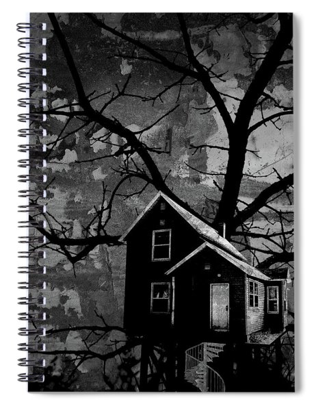 Treehouse II Spiral Notebook