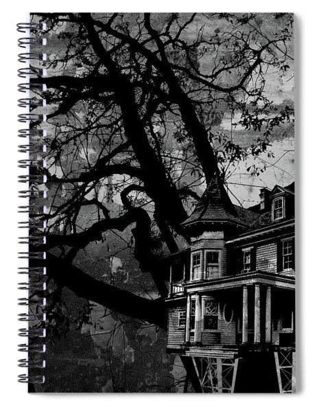 Treehouse IIi Spiral Notebook