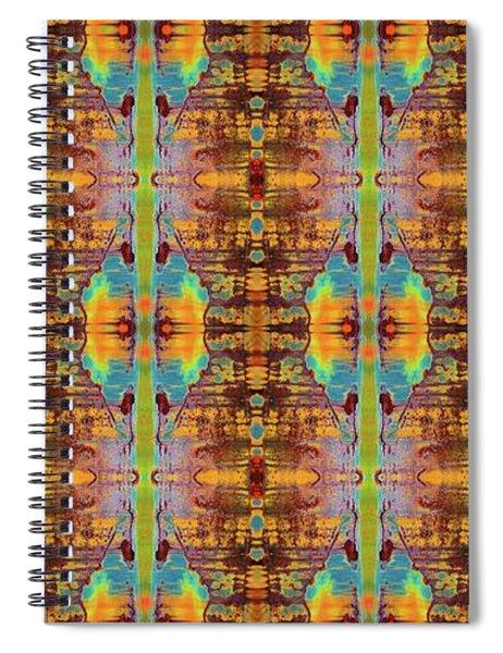 Tribal Dreams Spiral Notebook
