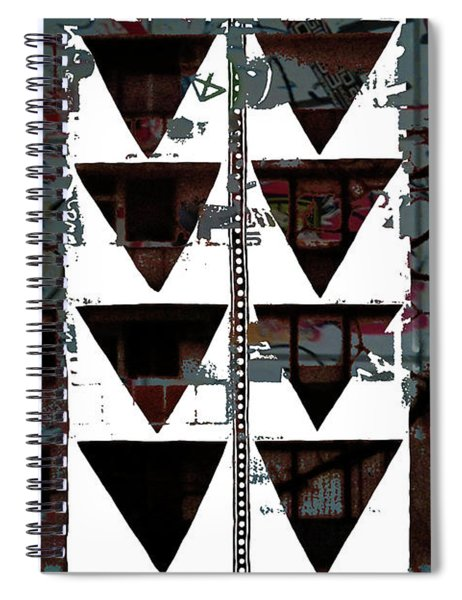 Tribal House Spiral Notebook
