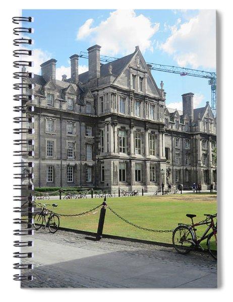 Trinity College Ireland Spiral Notebook