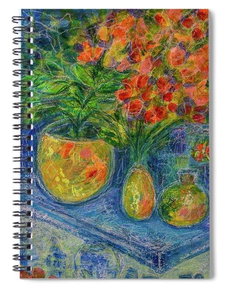 Trinkets Spiral Notebook