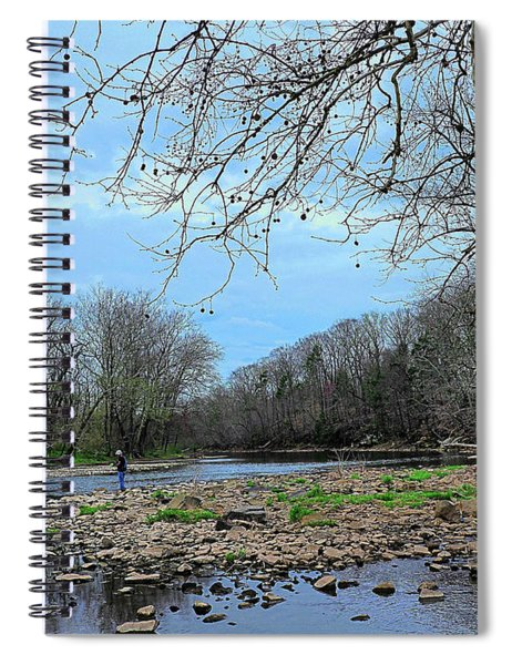 Trout Fishing In America Spiral Notebook