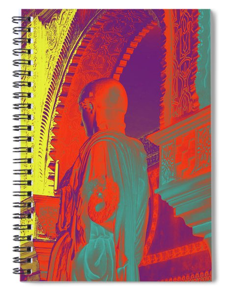 True Colors Spiral Notebook