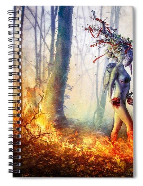Trust In Me Spiral Notebook