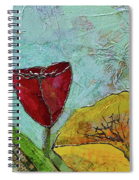 Tulip Festival V Spiral Notebook