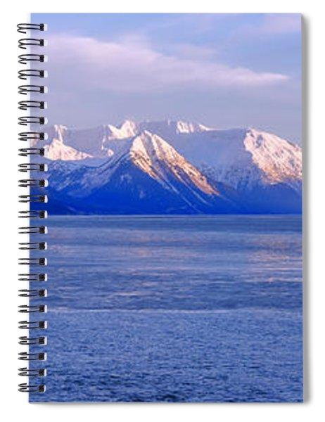 Turnagain Spiral Notebook