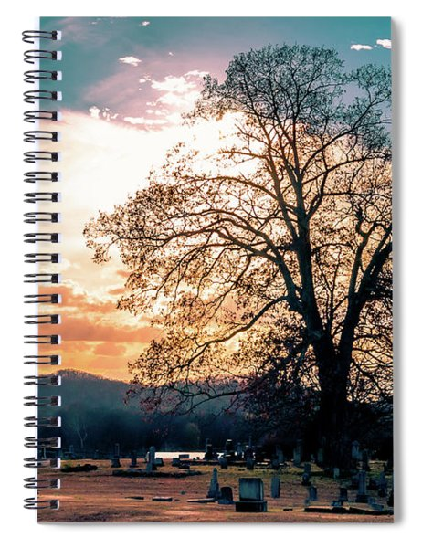 Twilight Approaches Spiral Notebook