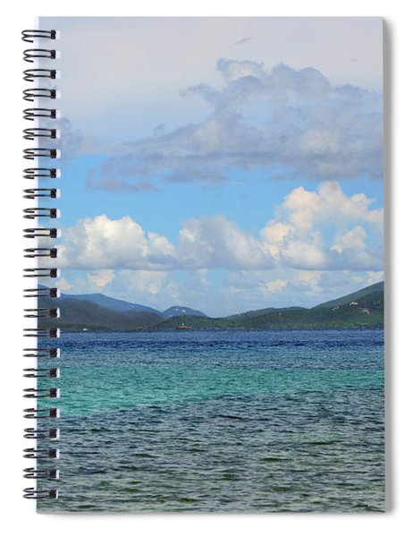 Two Nations Spiral Notebook