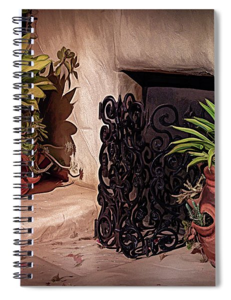 Two Pots Spiral Notebook