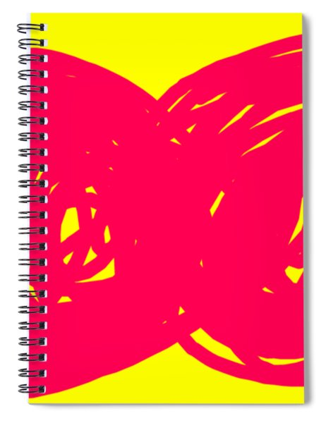 Two Red Cherries Spiral Notebook
