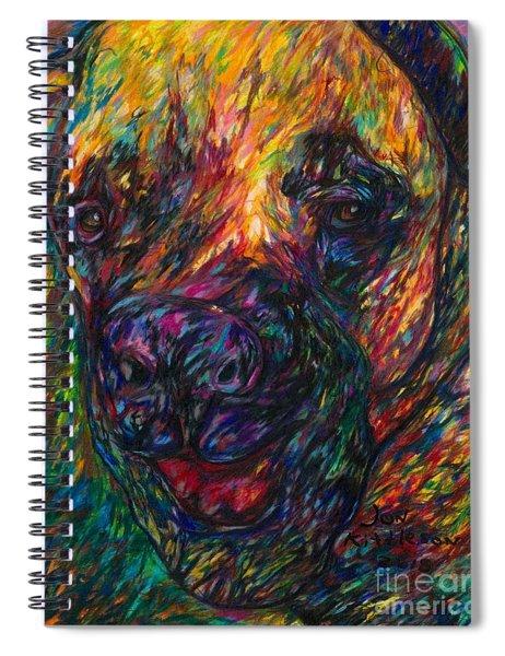 Tyson Spiral Notebook