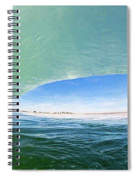 Under The Hood Spiral Notebook