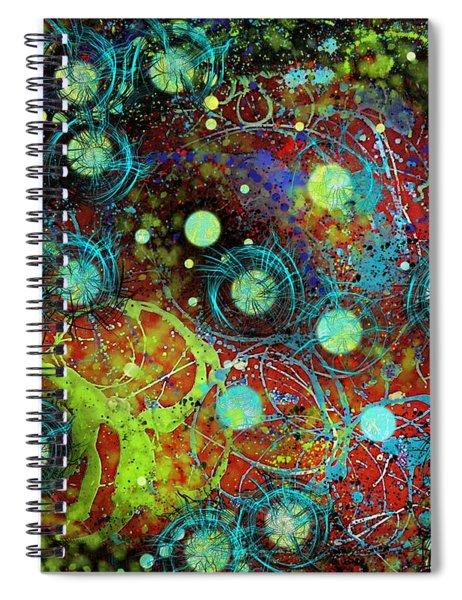 Under The Sea Digital 3 Spiral Notebook