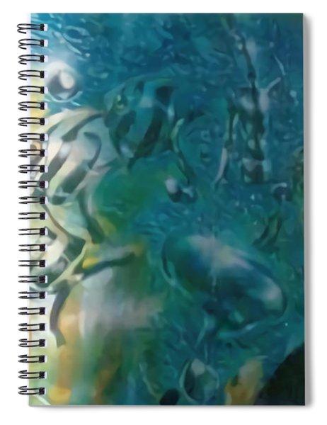 Underwater Fishes Spiral Notebook