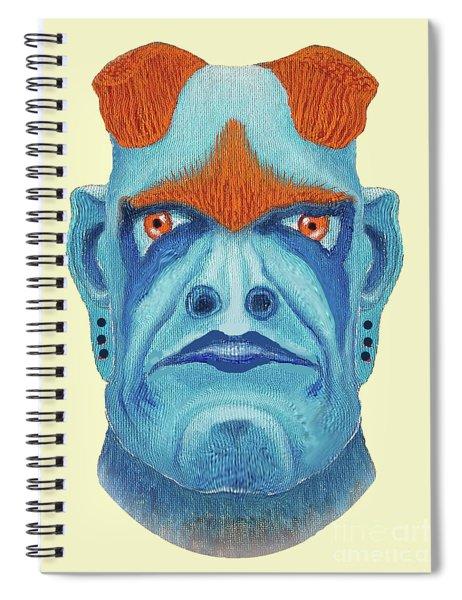 Undorkhan, Maggotroll Colonel Spiral Notebook