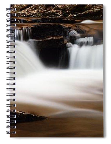 Unnamed Cascade Spiral Notebook