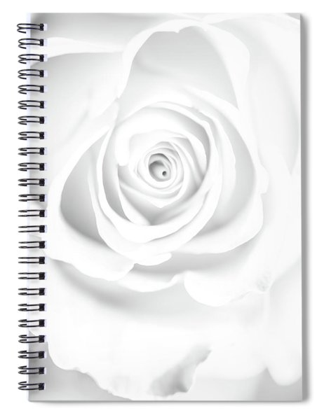 Untainted Spiral Notebook
