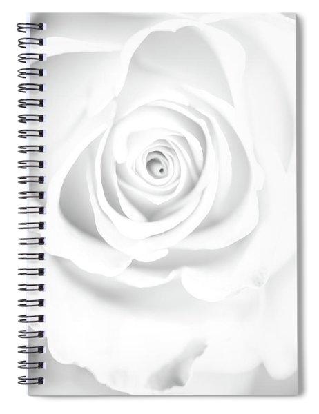 Untainted Spiral Notebook