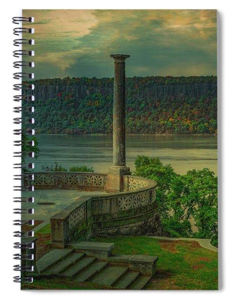 Untermyer Garden Landscape Spiral Notebook
