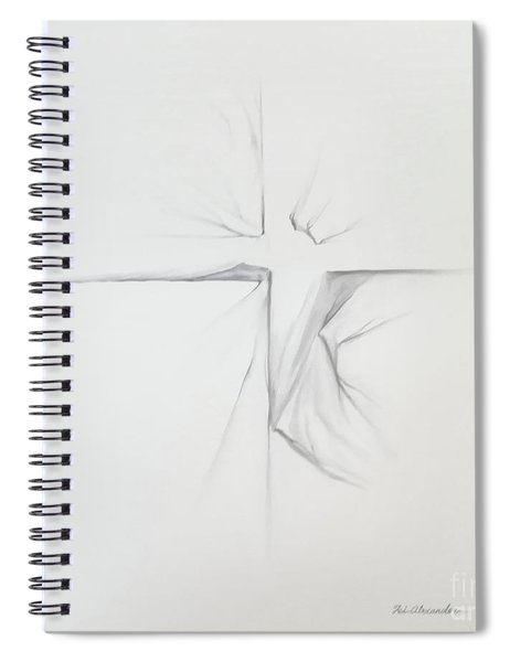 Untitled Parallel Spiral Notebook