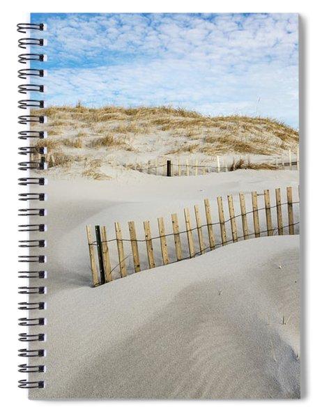 Untouched On Cape Cod Spiral Notebook