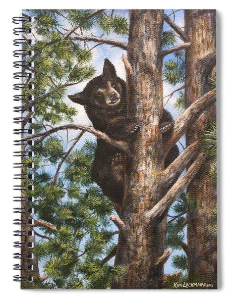 Up A Tree Spiral Notebook