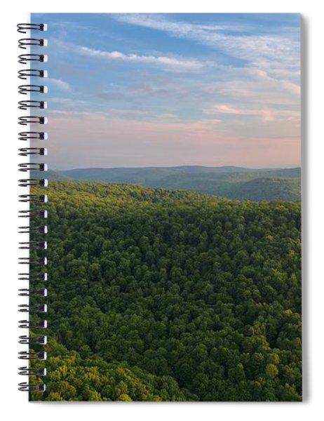 Upstate New York  Spiral Notebook