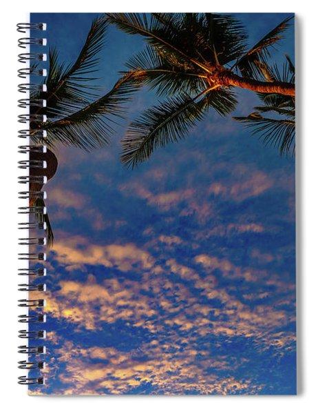 Upward Look Spiral Notebook