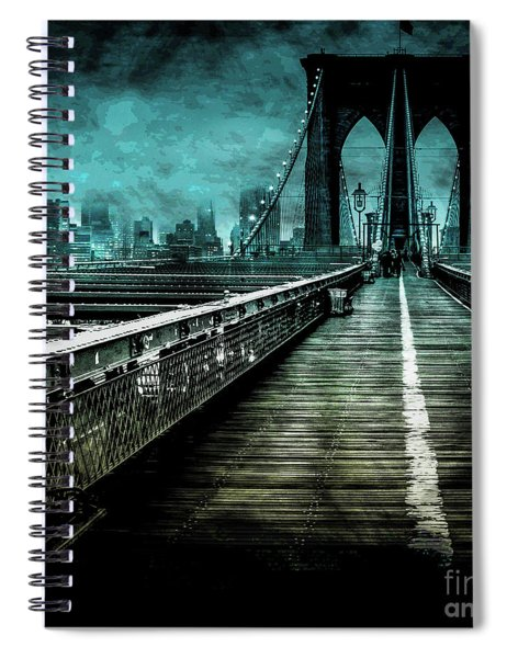 Urban Grunge Collection Set - 01 Spiral Notebook