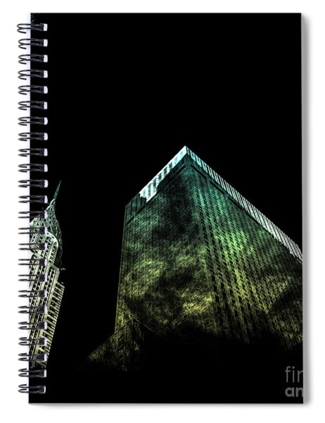 Urban Grunge Collection Set - 02 Spiral Notebook