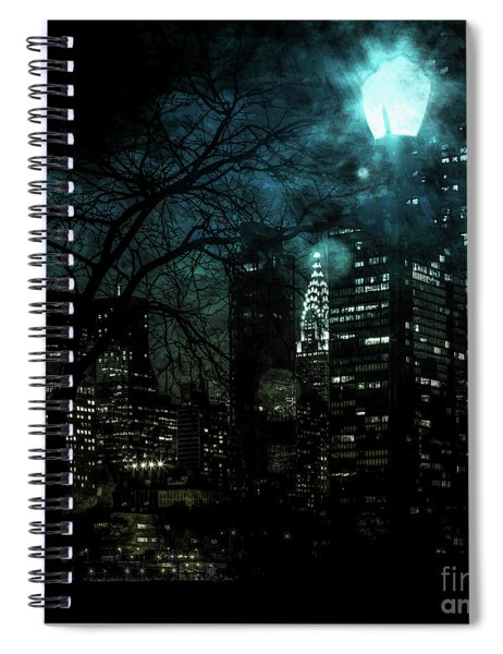 Urban Grunge Collection Set - 03 Spiral Notebook