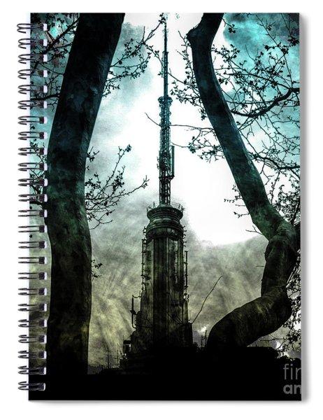 Urban Grunge Collection Set - 04 Spiral Notebook