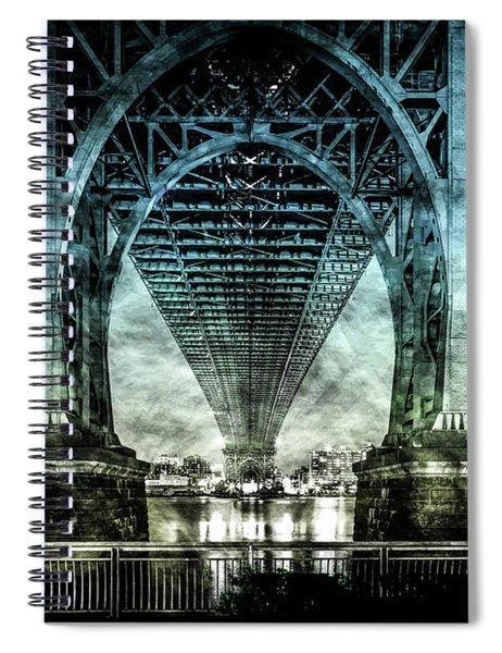 Urban Grunge Collection Set - 06 Spiral Notebook