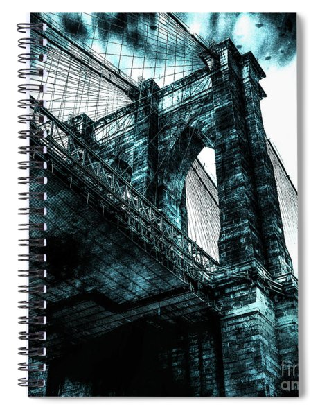 Urban Grunge Collection Set - 08 Spiral Notebook