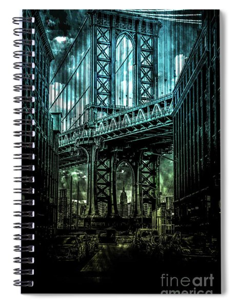 Urban Grunge Collection Set - 12 Spiral Notebook