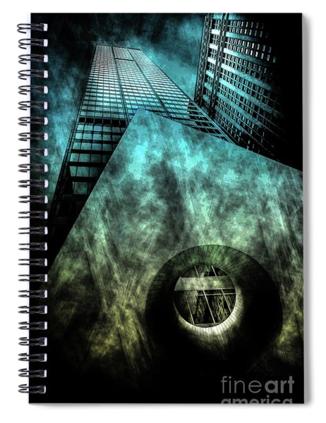 Urban Grunge Collection Set - 14 Spiral Notebook