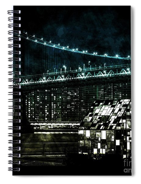 Urban Grunge Collection Set - 15 Spiral Notebook