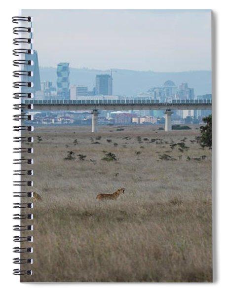 Urban Pride Spiral Notebook