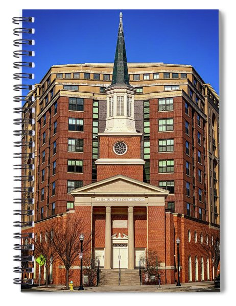 Urban Religion Spiral Notebook