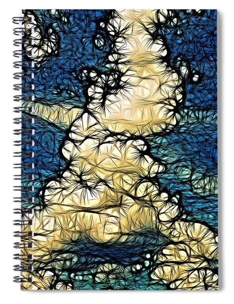 Utopia Parkway Spiral Notebook