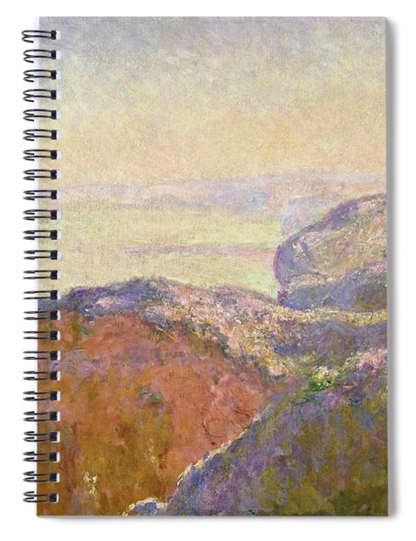 Val-saint-nicolas, Near Dieppe - Digital Remastered Edition Spiral Notebook