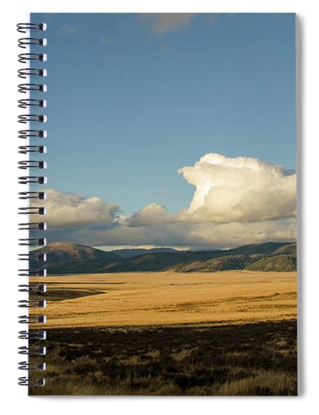 Valles Caldera National Preserve II Spiral Notebook