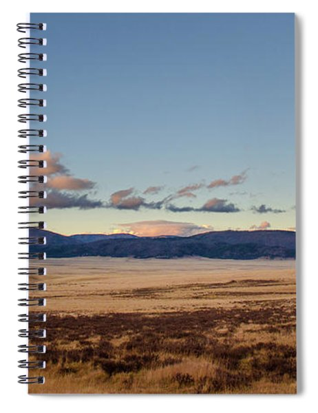 Valles Caldera National Preserve Spiral Notebook