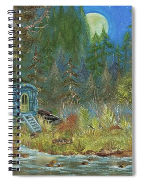 Vardo Dreams Spiral Notebook