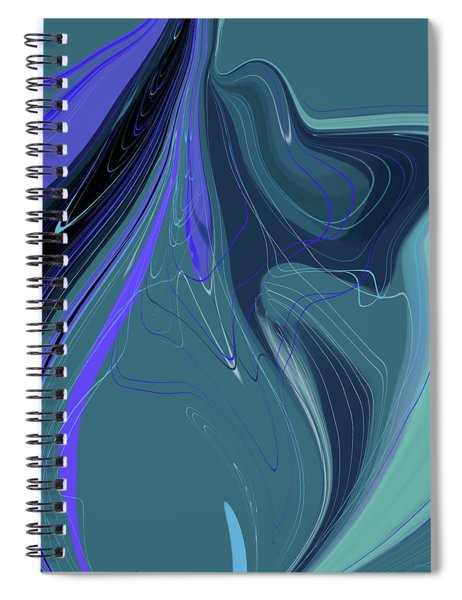Venetian Dreams Spiral Notebook by Gina Harrison