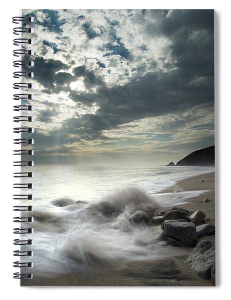 Ventura County Line Spiral Notebook