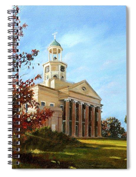 Vicksburg Old Courthouse Spiral Notebook